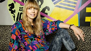 Image for Sara Cox chats to Steve Wright
