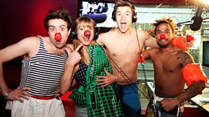 Image for Radio 1's Red Nose Day Challenge!