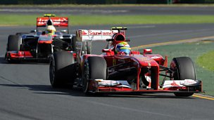 Image for Australian GP 2nd practice