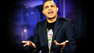 Image for Trevor Noah: The Racist