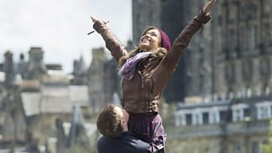 Image for Mark Kermode reviews Sunshine on Leith