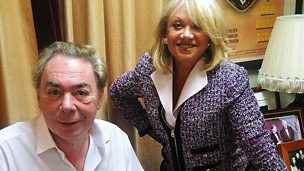 Image for Andrew Lloyd Webber talks with Elaine Paige