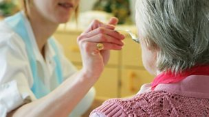 Image for Elderly care: 'It's not the way it should be done'