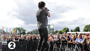 Image for Jamie Cullum - Hyde Park highlights
