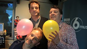 Image for Mark Thomas speaks to Radcliffe and Maconie