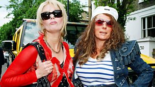 Image for Jennifer Saunders reconsiders Ab Fab film