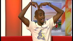 Image for Life in the fast lane: Mo Farah talks about ambitious goals and his life so far