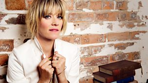 Image for Edith Bowman sits in