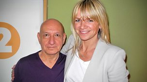 Image for Zoe Ball sits in and she is joined by Sir Ben Kingsley!