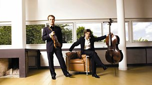 Image for The Capuçon brothers play Faure chamber music