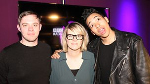 Image for Everything Everything, Ms Mr and Mitch & Suave with Edith Bowman
