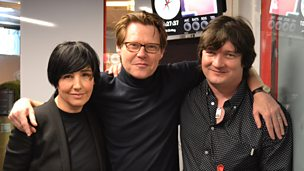 Image for With Ewan Forster, Christopher Heighes, this week's 'Fourfer' and Sharleen Spiteri