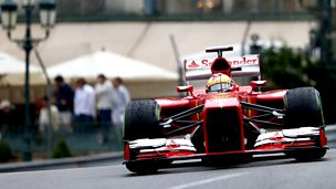 Image for Monaco GP Qualifying