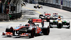 Image for Monaco GP