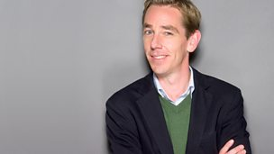 Image for Ryan Tubridy sits in