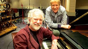 Image for Chuck Leavell in session