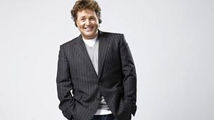 Image for Michael Ball sits in with Jack Johnson choosing the Tracks of My Years
