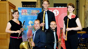 Image for York Early Music International Young Artists Competition 2013