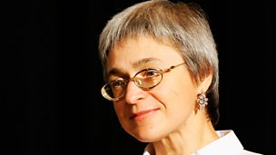 Image for Anna Politkovskaya murder trial; Holocaust survivor