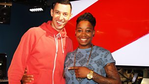 Image for UK Rapper A-Dot (Amplify Dot) joins Nick for 'Over 2 U'