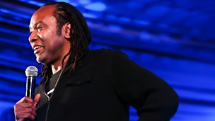Image for Edinburgh Special with Reginald D Hunter, David Peace, Julie Madly Deeply