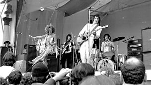 Image for The Who at the Isle of Wight