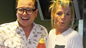 Image for Alan Carr joins Zoe Ball for Breakfast!