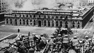 Image for The Chile Coup