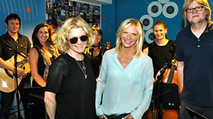 Image for Goldfrapp live in session