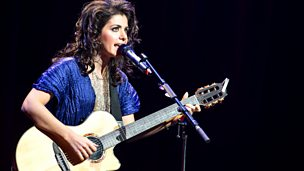 Image for Weekend Woman's Hour: Katie Melua; Alison Goldfrapp; Louise Brealey