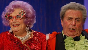 Image for Graham Norton chats to Dame Edna Everage & Sir Les Patterson