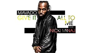 Image for Mavado and Nicki Minaj are No1 on Robbo's Dancehall Top 5