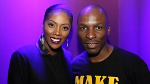 Image for Dj Edu's DNA Mix with Tiwa Savage