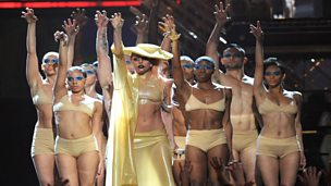 "Image for Lady Gaga performance ""more explicit"" says Mike Stock"