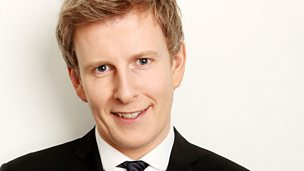 Image for Patrick Kielty: Celebrity Interview