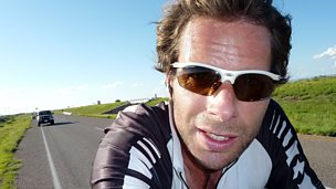 Image for Mark Beaumont: Queen's Baton Relay Update