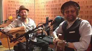 Image for Chas & Dave making music 'for the love of it'