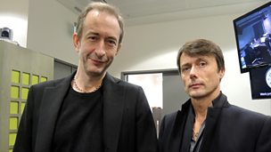 Image for Suede chat to Stuart Maconie