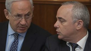 Image for Minister of Intelligence, Israel - Yuval Steinitz