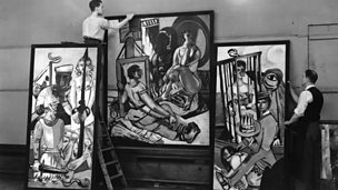 Image for Degenerate Art and the Nazis