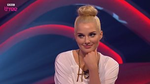 Image for Helen Flanagan and James Arthur's outrageous flirting