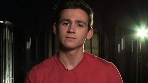 Actor Scott Haran