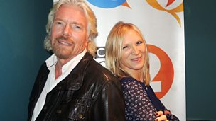 Image for Richard Branson on Virgin Records 40th