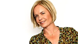 Image for Mariella Frostrup talks to authors Meg Rosoff and Christopher Hope