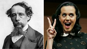 Image for Speaking eloquently: From Charles Dickens to Katy Perry