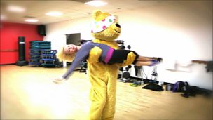 Image for Torvill and...Pudsey?