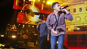 Image for Rizzle Kicks - Skip To The Good Bit at Children In Need Rocks 2013