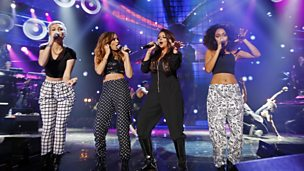 Image for Little Mix medley at Children In Need Rocks 2013