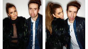 Image for Khloe Kardashian Chats With Nick Grimshaw!