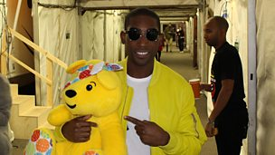 Image for Tinie Tempah lends his support